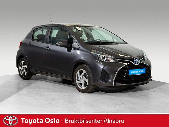 Toyota Yaris 1,5 Hybrid Active e-CVT DAB+, Automat,  2015, 45771 km, kr 159900,-