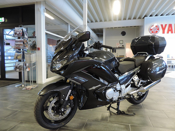 Bilbilde: Yamaha FJR1300 AS