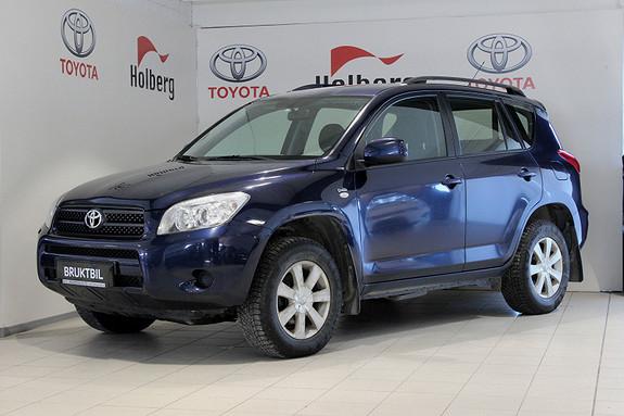 Toyota RAV4 2,2 D-4D 136hk DPF Hengerfeste, Garanti ++  2007, 190400 km, kr 129000,-