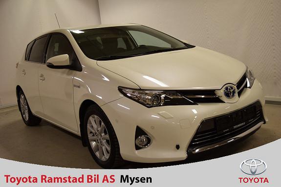 Toyota Auris 1,8 Hybrid Executive HSD  2013, 83000 km, kr 179000,-