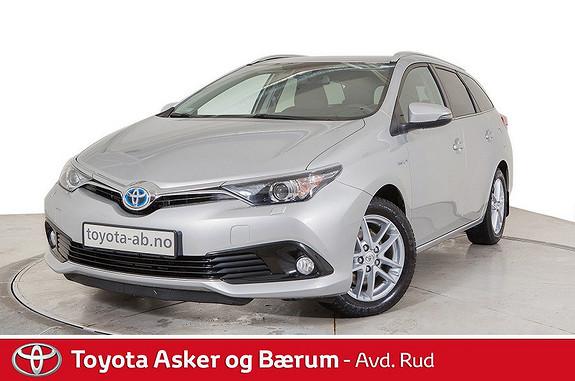 Toyota Auris Touring Sports 1,8 Hybrid Active Sport  2017, 34269 km, kr 269000,-