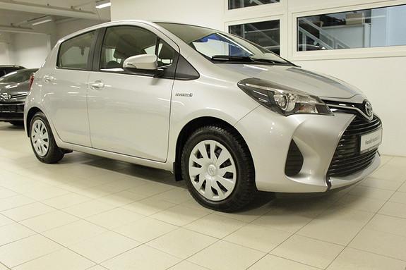 Toyota Yaris 1,5 Hybrid Active S e-CVT  2016, 23860 km, kr 179000,-