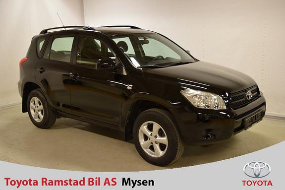 Toyota RAV4 2,2 D-4D 136hk  2007, 152000 km, kr 109000,-