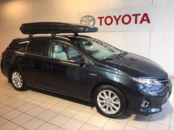 Toyota Auris Touring Sports 1.8 VVT-i Hybrid Automatgir Executive  2014, 83271 km, kr 218000,-