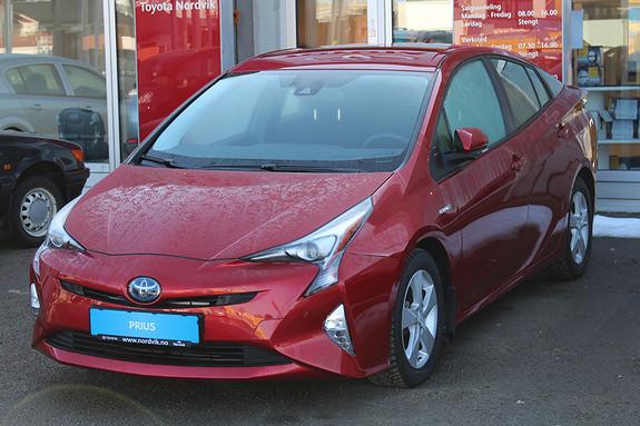 Toyota Prius 1,8 VVT-i Hybrid Executive LAV KM  2016, 15101 km, kr 289000,-
