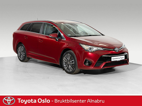 Toyota Avensis Touring Sports 1,8 Active Style M-drive 7S DAB+, Automat  2017, 22671 km, kr 339900,-