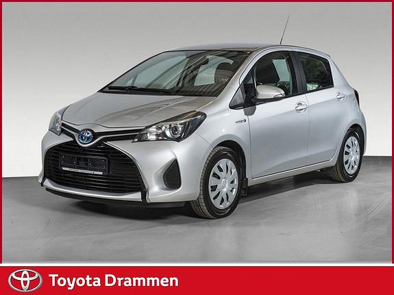 Toyota Yaris 1,5 Hybrid Active e-CVT  2015, 35445 km, kr 169000,-