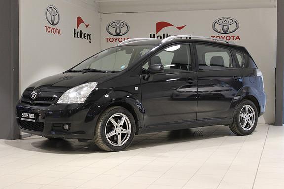 Toyota Corolla Verso 1,8 Sol MMT Ryggekamera, Frontkamera, Hengerfeste ++  2006, 157000 km, kr 79000,-