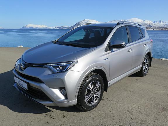 Toyota RAV4 Hybrid 4WD Active Style  2017, 21929 km, kr 439000,-