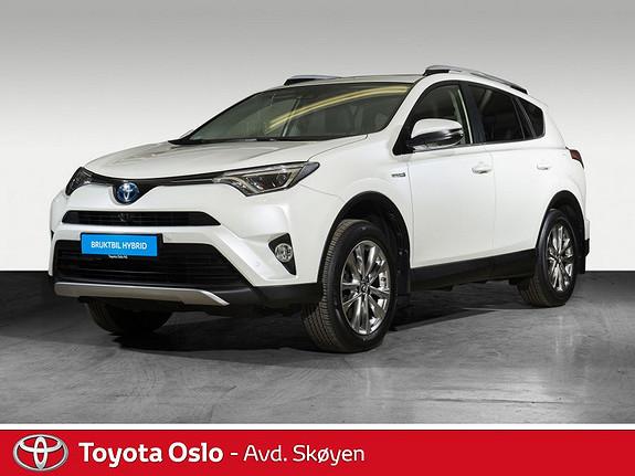 Toyota RAV4 Hybrid AWD Executive  2017, 11000 km, kr 480000,-