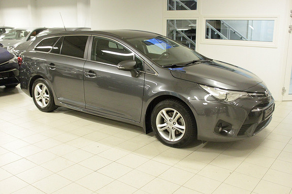 Toyota Avensis Touring Sports 1,6 D-4D Active  2016, 19 431 km, kr 269 000,-