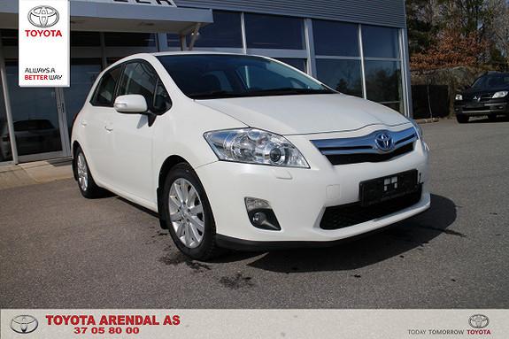 Toyota Auris 1,8 Hybrid Advance HSD  2010, 125000 km, kr 109000,-