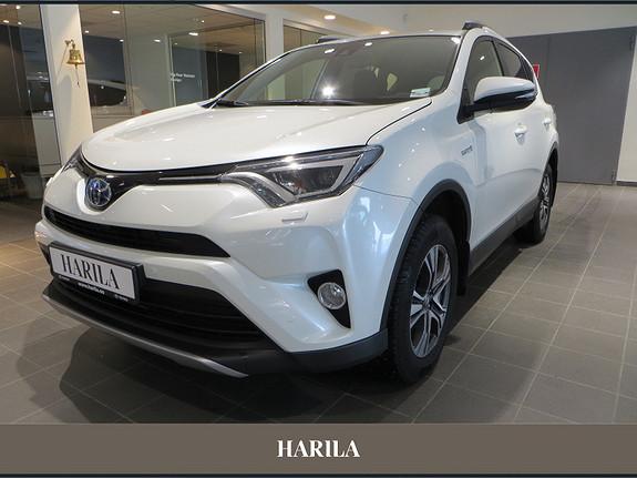 Toyota RAV4 Hybrid AWD Active Style  2017, 25252 km, kr 449000,-