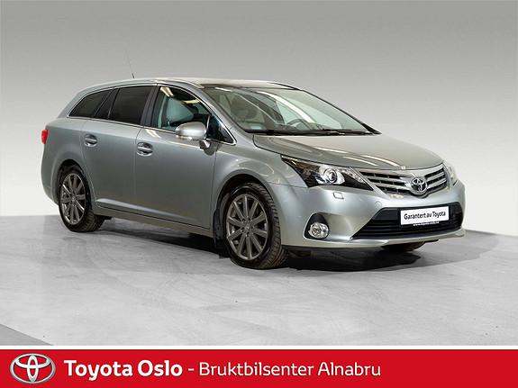 Toyota Avensis 1,8 147hk Exec. InBusiness 3.0 M-drive S SE KM!  2013, 28908 km, kr 239900,-