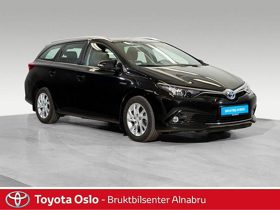Toyota Auris Touring Sports 1,8 Hybrid Active S DAB+, Automat,  2016, 47506 km, kr 237900,-