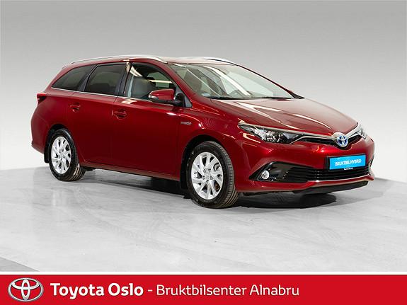 Toyota Auris Touring Sports 1,8 Hybrid Active Sport Safety Sense,  2017, 4186 km, kr 279900,-