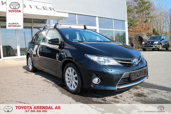 Toyota Auris 1,8 Hybrid E-CVT Active  2014, 38850 km, kr 189000,-