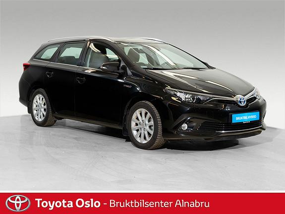 Toyota Auris Touring Sports 1,8 Hybrid Active S DAB+, Automat,  2016, 47476 km, kr 237900,-