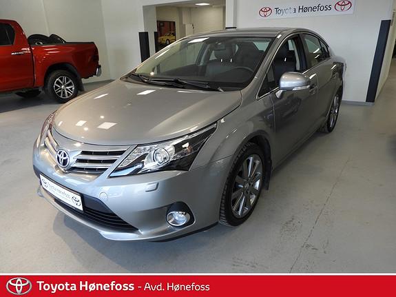 Toyota Avensis 1,8 147hk Premium Multidrive S  2012, 59000 km, kr 199000,-
