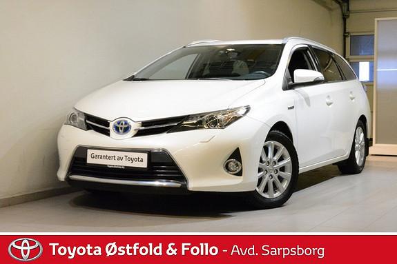 Toyota Auris Touring Sports 1,8 Hybrid Active+ , DAB+/KEY-LESS/XENON  2014, 52400 km, kr 198000,-