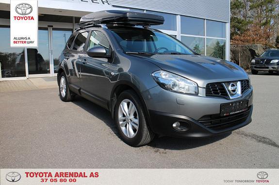 Nissan Qashqai +2 1,5 dCi DPF Acenta  2011, 169000 km, kr 139000,-