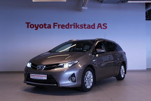Toyota Auris Touring Sports 1,8 Hybrid Executive  2014, 33000 km, kr 219000,-