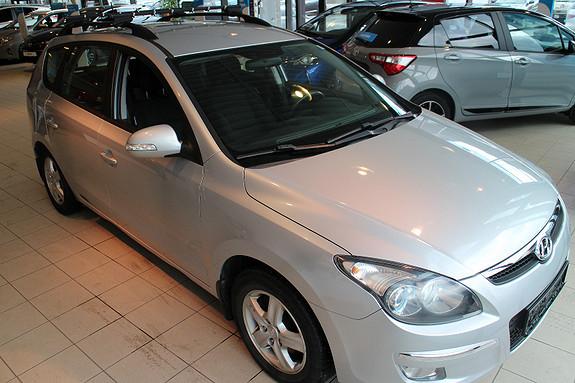 Hyundai i30 Automat, 1,6 stasjonsvogn, lav km.  2010, 83000 km, kr 79000,-