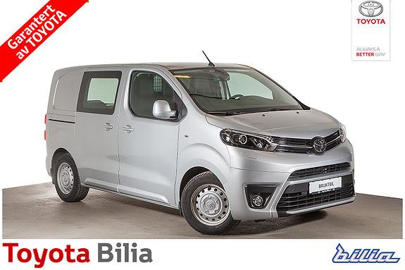 Toyota Proace 1,6 D 95 Comfort Compact L0H1  2016, 21938 km, kr 209900,-