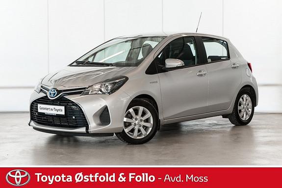 Toyota Yaris 1,5 Hybrid Active S e-CVT /DEFA/RYGGESENSOR/KAMERA  2015, 21900 km, kr 172000,-