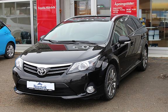 Toyota Avensis 1,8 147hk Exec. InBusiness 3.0 M-drive S  2013, 127586 km, kr 219000,-