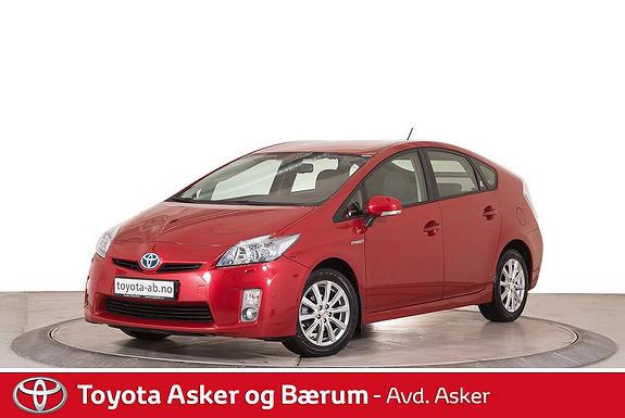 Toyota Prius 1,8 VVT-i Hybrid Executive Nydelig bil må ses  2011, 89700 km, kr 139000,-