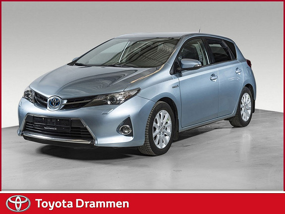 Toyota Auris 1,8 Hybrid E-CVT Active+  2014, 46210 km, kr 189000,-