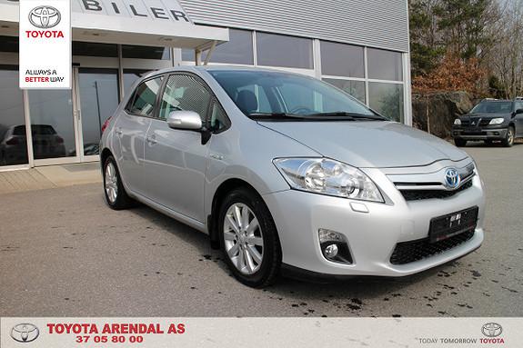 Toyota Auris 1,8 Hybrid Executive HSD  2012, 73600 km, kr 129000,-