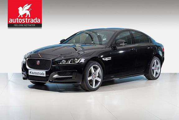 Jaguar XE R-Sport 2.0 180hk
