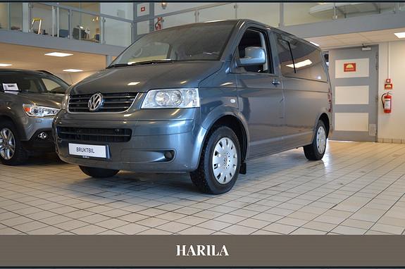 Volkswagen Caravelle 1,9 TDI 105hk kort  2006, 191720 km, kr 129000,-
