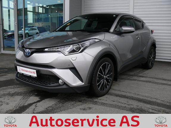 Toyota C-HR 1,8 WT-i Hybrid Supreme  2017, 20000 km, kr 339000,-