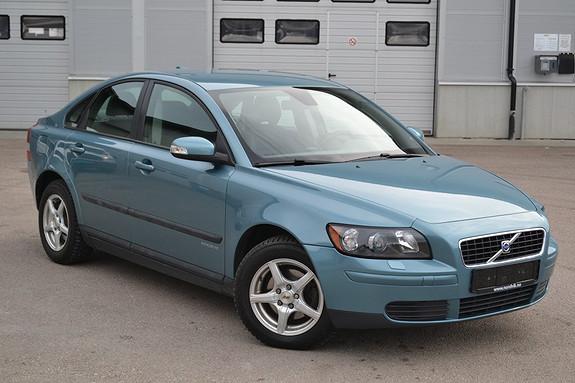 Volvo S40 1,6 D DAB+, servicehefte  2007, 226000 km, kr 47000,-