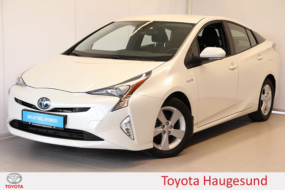 Toyota Prius 1,8 VVT-i Hybrid Executive Navi, ad.cruise, kamera, Tec  2017, 4410 km, kr 310000,-