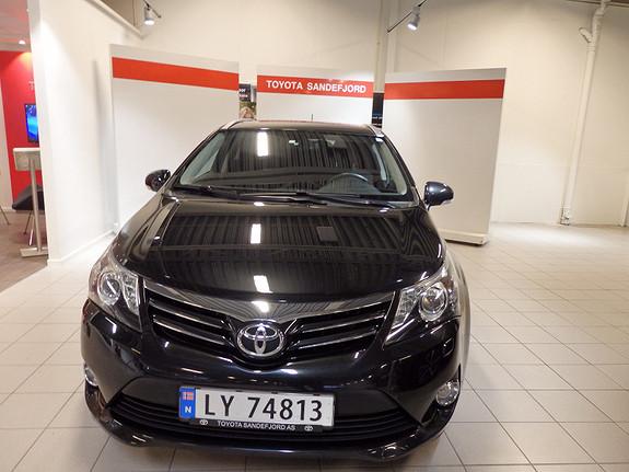 Toyota Avensis  2013, 70254 km, kr 219000,-
