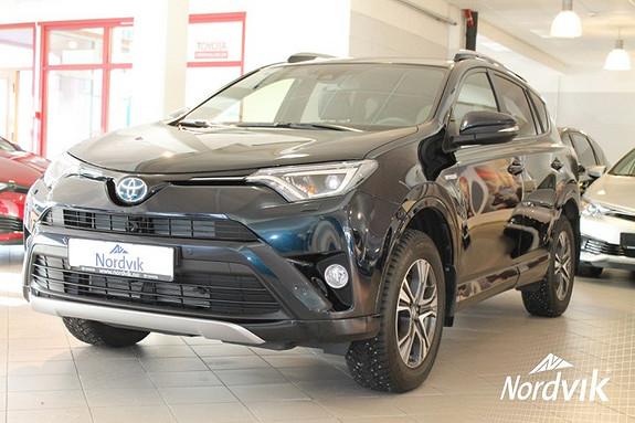Toyota RAV4 Hybrid 4WD Active Style  2017, 19848 km, kr 439000,-