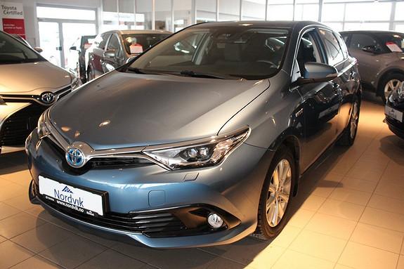 Toyota Auris 1,8 Hybrid E-CVT Style Dab, Navigasjon  2015, 18800 km, kr 239000,-