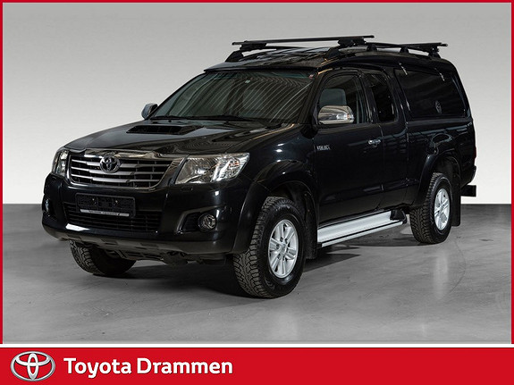 Toyota HiLux D-4D 144hk Extra Cab 4WD SR5  2013, 90135 km, kr 269000,-