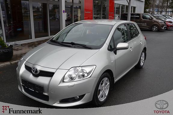Toyota Auris 1,4 D-4D Sol  2009, 192700 km, kr 69000,-
