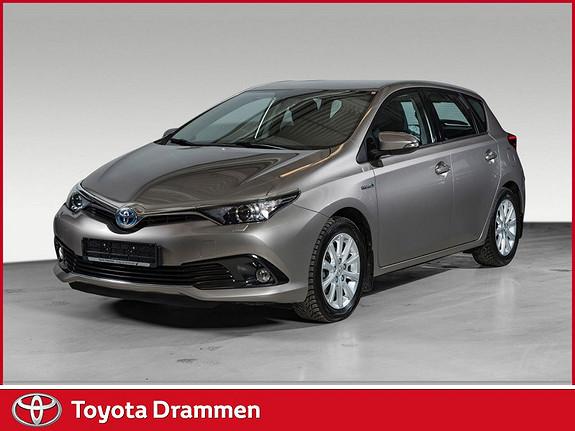 Toyota Auris 1,8 Hybrid E-CVT Active  2015, 48610 km, kr 224900,-