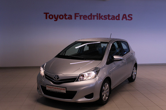 Toyota Yaris 1,33 Active Multidrive S  2013, 23128 km, kr 129900,-