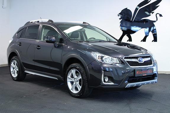 Subaru XV 2,0 Premium  2017, 9000 km
