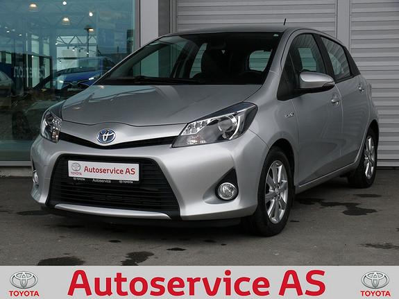 Toyota Yaris 1,5 Hybrid Active e-CVT  2014, 51000 km, kr 159000,-