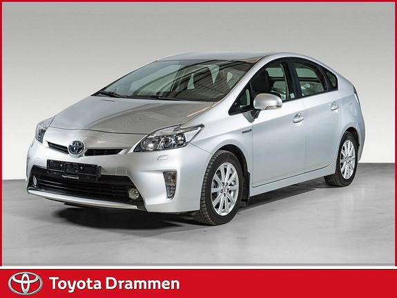 Toyota Prius 1,8 VVT-i Hybrid Executive  2014, 53525 km, kr 195000,-