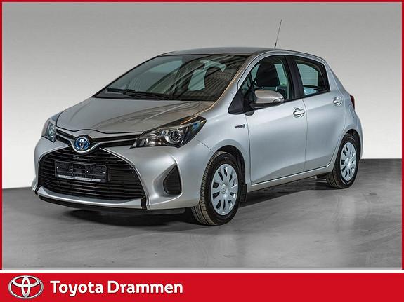 Toyota Yaris 1,5 Hybrid Active e-CVT  2015, 31605 km, kr 169000,-