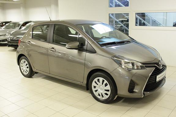 Toyota Yaris 1,33 Active S  2016, 24822 km, kr 179000,-